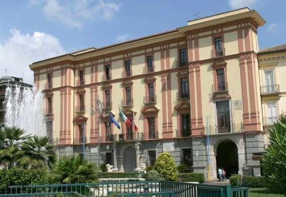 palazzo di città provincia avellino
