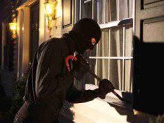 furti in abitazioni