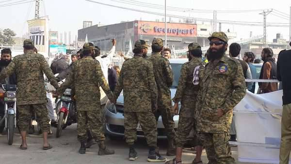 pakistan strage