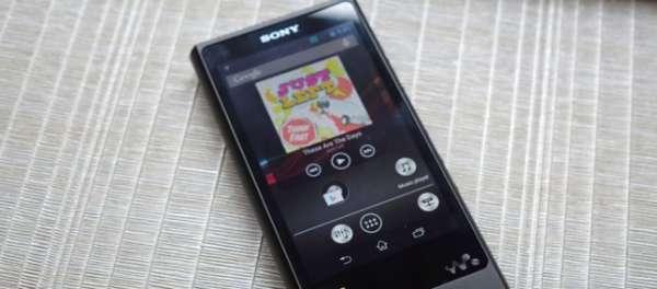 Walkman NW-ZX2