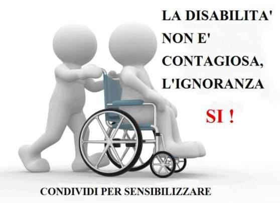 disabilità contagiosa