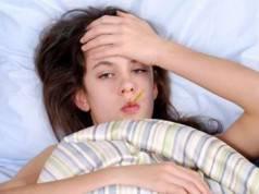 influenza 2017 come curarsi dalla febbre?