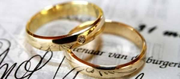 matrimonio anelli