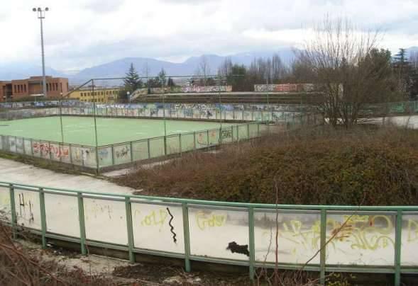 strutture sportive avellino