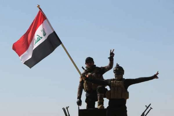 IRAQ-CONFLICT-IS Tikrit