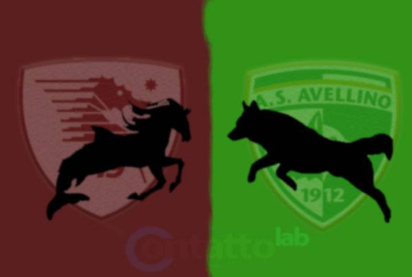 derby salernitana-avellino
