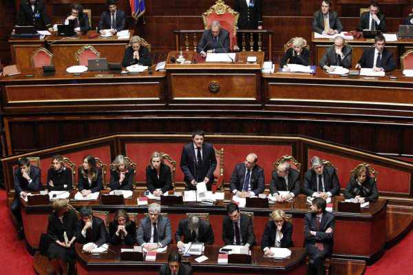 Il Governo a caccia di Responsabili, merce rara nel Parlamento Italiano