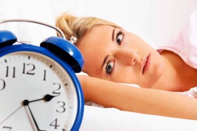 insonnia e disturbi del sonno
