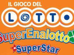 Estrazione del lotto. Estrazione superenalotto