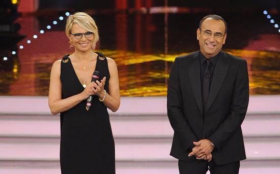 Festival di Sanremo con Carlo Conti e Maria de Filippi