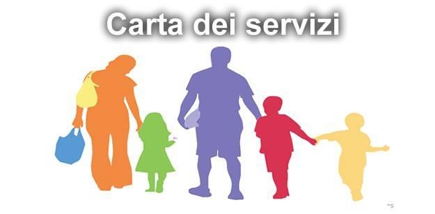 Servizio sociale la carta dei servizi sociali come tutela for Materiale aba