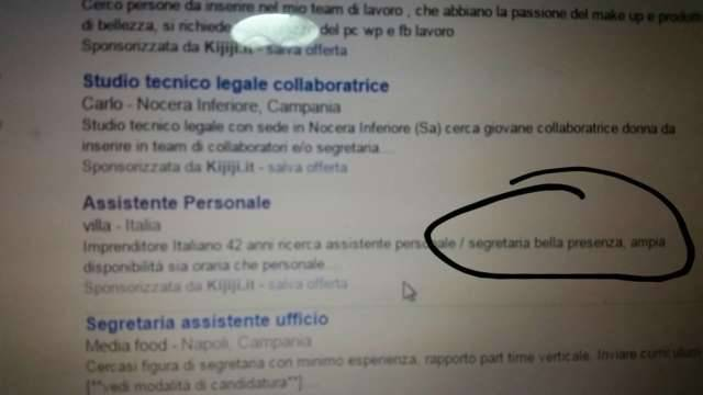 SEGRETARIA | contattolab.it