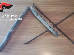 bastone e ferro