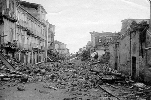 Terremoto dell'irpinia del 1980