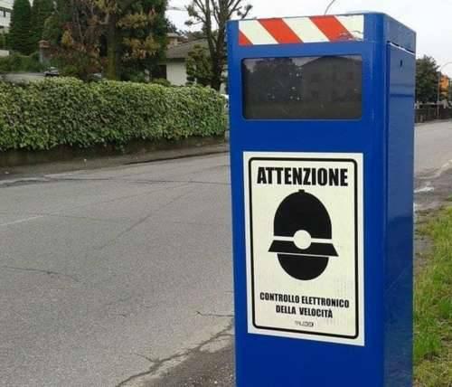 Autovelox installati sulla superstrada Avellino - Salerno
