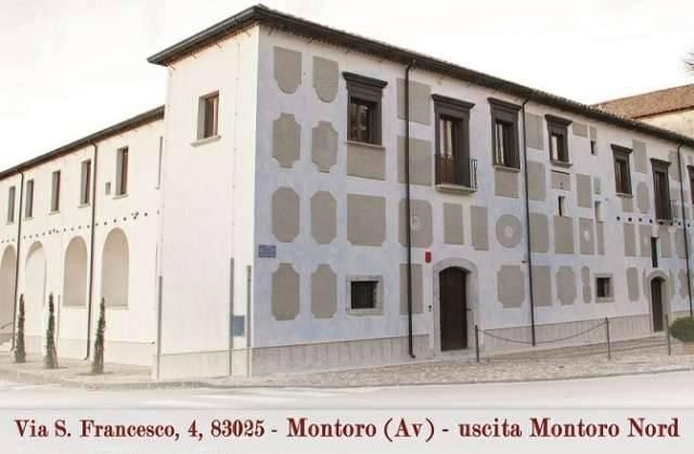 Complesso monumentale Santa Maria degli Angeli a Torchiati di Montoro