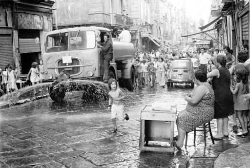 Colera a Napoli nel 1973