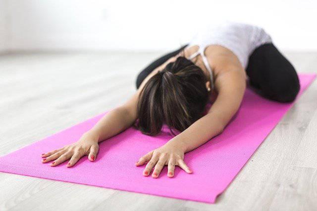 Workout, il fitness casalingo fa bene alla salute