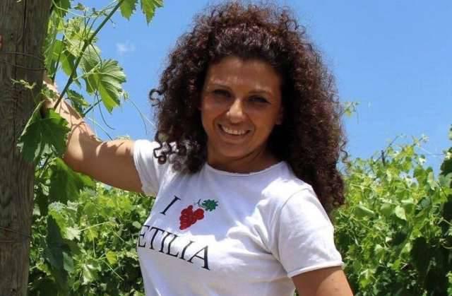 Teresa Bruno, imprenditrice agricola irpina