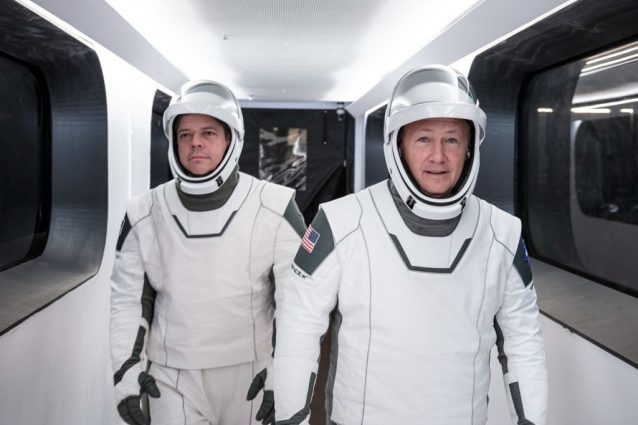Austronauti Spacex