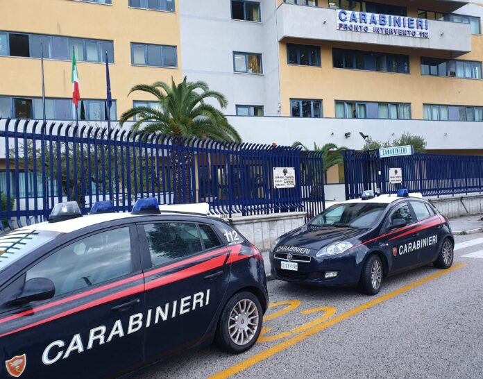 Avellino carabinieri