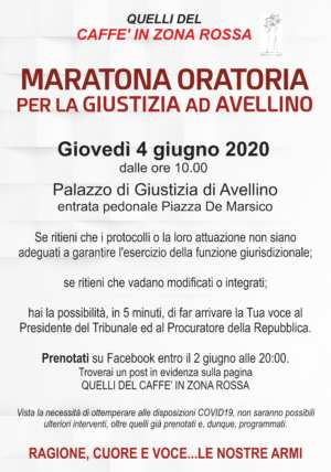 MARATONA ORATORIA Locandina DIGITALE | contattolab.it