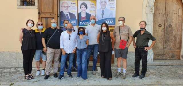 """Regionali 2020, il M5S inaugura Comitato Elettorale a Montella: """"Sede importante in un feudo della vecchia politica"""""""