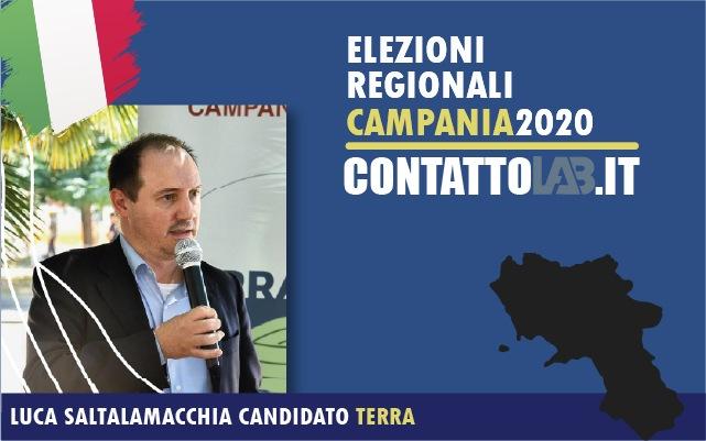 Elezioni regionali 2020, lista TERRA a sostegno di Luca Saltalamacchia: tutti i candidati