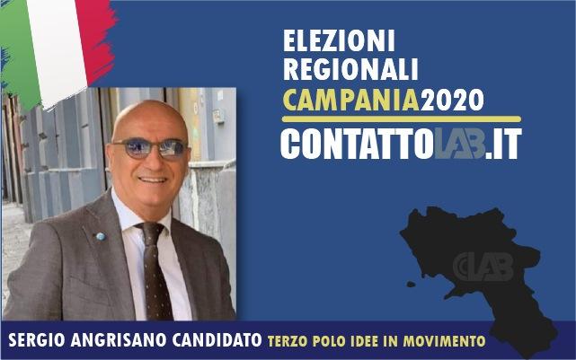Elezioni regionali 2020, lista