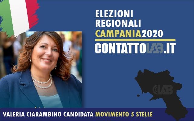 Elezioni regionali 2020, ecco i nomi del M5S a sostegno di Valeria Ciarambino: tutti i candidati