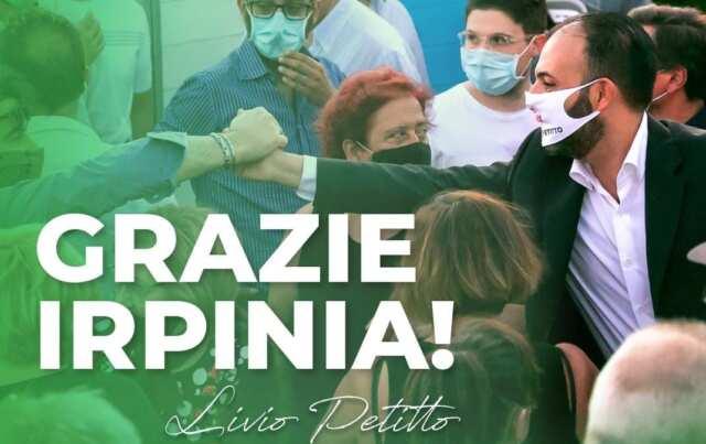 """Livio Petitto: """"Questa e' la vittoria della gente comune"""""""