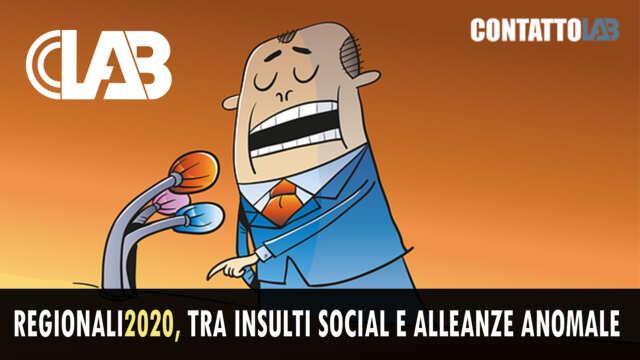 Elezioni Regionali, una campagna elettorale inedita e senza esclusione di colpi 'Social'