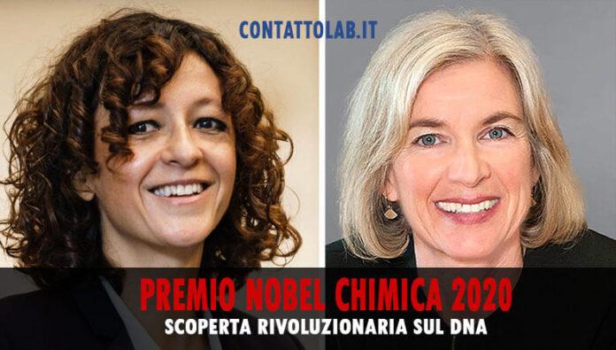 Nobel Chimica 2020 a due scienziate: rivoluzionaria scoperta sul DNA