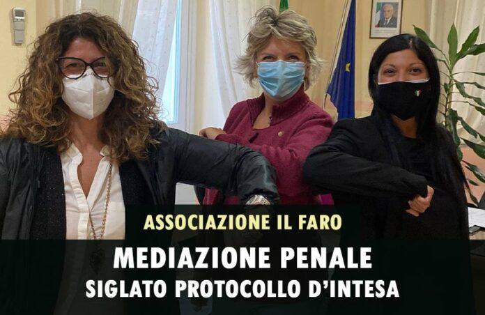 Avellino, al via il progetto dell'associazione il Faro sulla mediazione penale