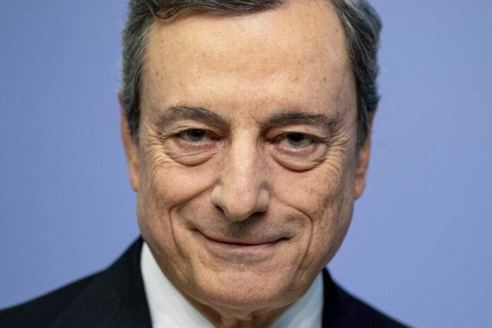 Super Mario Draghi gestirà l'ammucchiata Politica Italiana