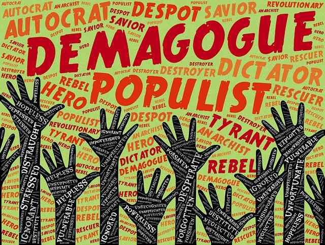 Il populismo avanza, ma fa perdere punti di Pil